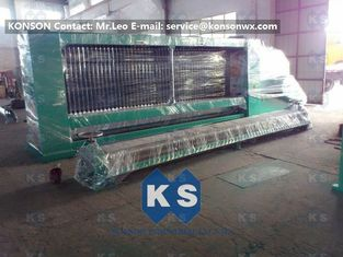 چین 4300mm Max Width Gabion Machine Automatic Hexagonal Wire Mesh Line تامین کننده