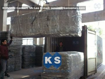 چین Double Twisted Hexagonal Wire Mesh Hot-Dip Wire Galvanized Gabion Boxes تامین کننده