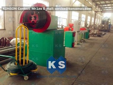 High efficiency PVC Coating Machine for Making PVC Coated Gabion Baskets / Cages